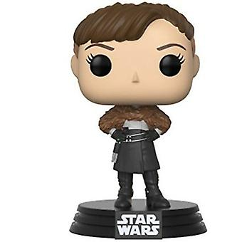 Funko POP Star Wars: Red Cup Qi'Ra Collectible Figur
