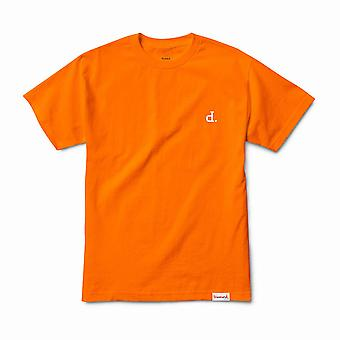Diamond Supply Co Mini Un Polo T-shirt Orange