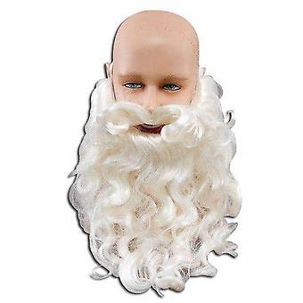 Vater Weihnachten Bart 10