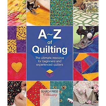 A-Z af Quiltning af land bonde publikationer - 9781782211648 bog