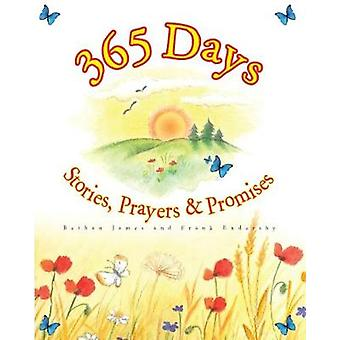 365 Bible Stories - Prayers and Promises by Bethan James - 9781910786