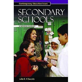 Middelbare scholen - A Reference Handbook door Leila E. Villaverde - 9781