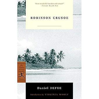 Robinson Crusoe (Modern Library)