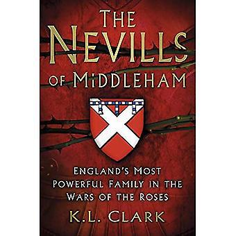 Nevills Middleham: w Anglii najbardziej potężną rodzinę w wojnach róż