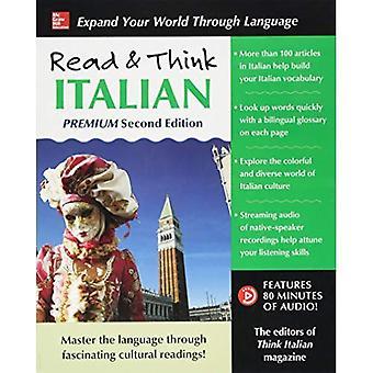 Läs & tror italienska, Premium andra upplagan