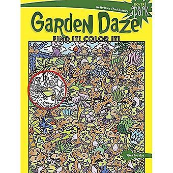 Spark trädgård Daze hitta det! färg det!