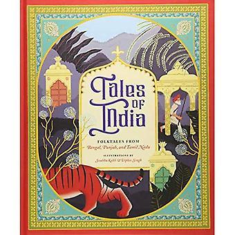 Tales of India: eventyr fra Bengal og Punjab Tamil Nadu