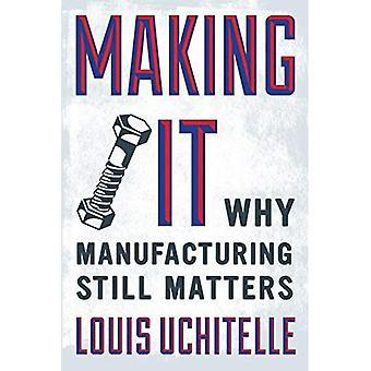 Daarmee: waarom productie nog steeds van belang