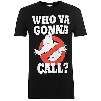Character Mens Ghostbusters T Shirt