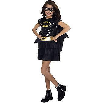 Batgirl kostuum voor kinderen