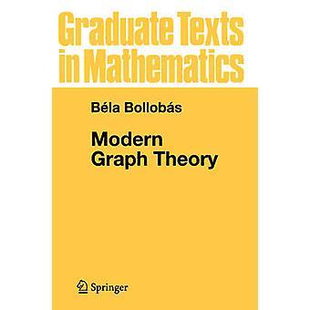 Moderne Graphentheorie von Bela Bollobas