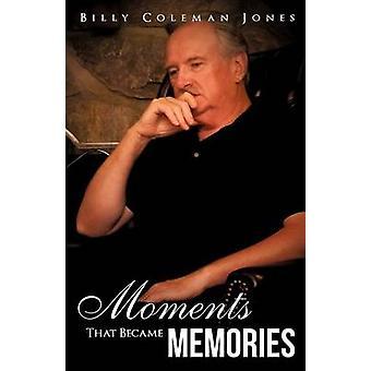 Momenten die werd door Jones & Billy Coleman herinneringen