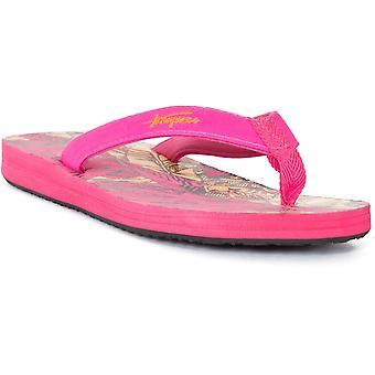 Trespass Damen/Damen Caladesi gepolsterte Thong Flip Flop Sandalen