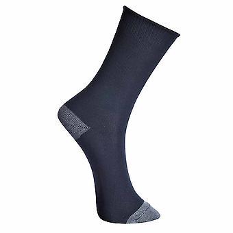 sUw - MODAFLAME? Socke schwarz 44-48