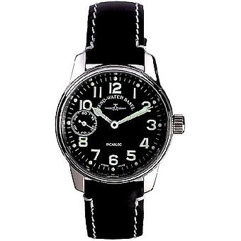 Zeno-relógio mens watch do clássico 6558-9-a1