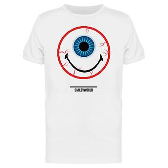SmileyWorld Cyclops Cute Eyeball Men's T-shirt