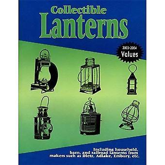 Collectible lantaarns: een prijs gids