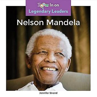 Nelson Mandela by Jennifer Strand - 9781680792393 Book