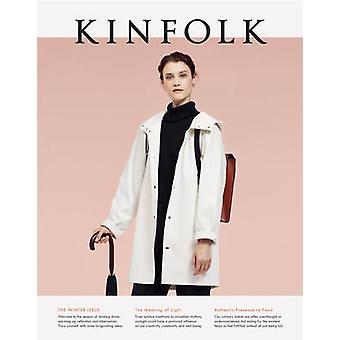 Kinfolk - The Winter Issue by Kinfolk - Nathan Williams - 978194181513