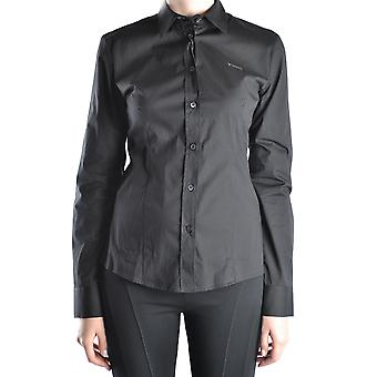 Pirelli Ezbc334002 Chemise en coton noir pour femmes