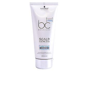 Schwarzkopf Bc Scalp Genesis Purifying Shampoo 200 Ml Unisex
