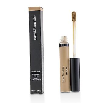 Bareminerals Gen Nude Eyeshadow + Primer - # Low Key - 3.6ml/0.12oz