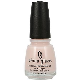 China Glaze Nail Polish-inre skönhet 14 ml (70671)