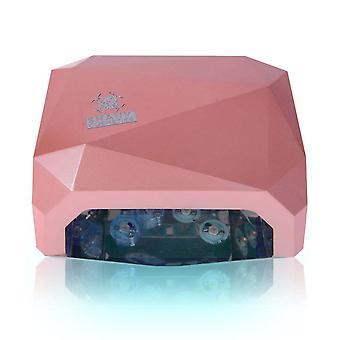 SHANY Salon Expert 12W LED Suszarka do paznokci / Lampa - Kompaktowa, modna konstrukcja W/3 Timery