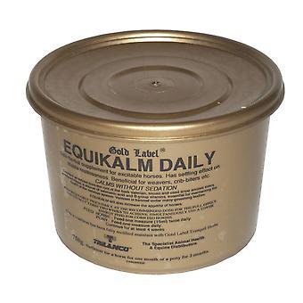 Gouden label-Equikalm dagelijks 750g