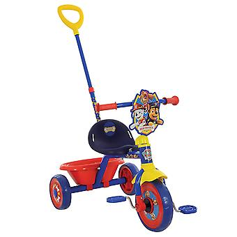 Paw Patrol My First Trike With Removable Parent Handle MV Sports Ages 2 Years+