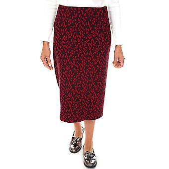 POMODORO Pomodoro Red Skirt 41952
