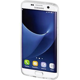 Hama Crystal Back coprire Samsung Galaxy S7 Edge Trasparente