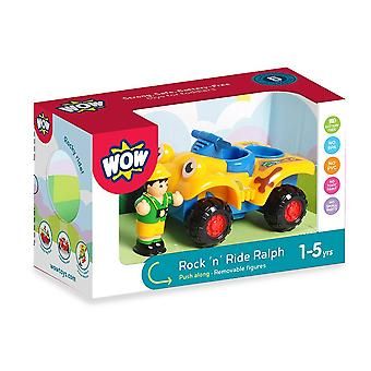 Wow Toys Rock 'n' Ride Ralph