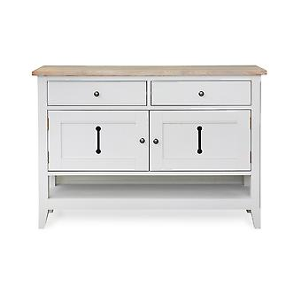 Signature Range Small Sideboard and Hall Console Table With Storage Solid Wood