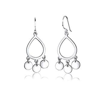 Elli Pendulum Earrings and Drop Silver Woman 925_Silver