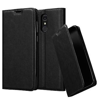 Cadorabo case for LG Q7a case case cover - mobile phone case with magnetic clasp, stand function and card compartment – Case Cover Protective Case Case Book Folding Style