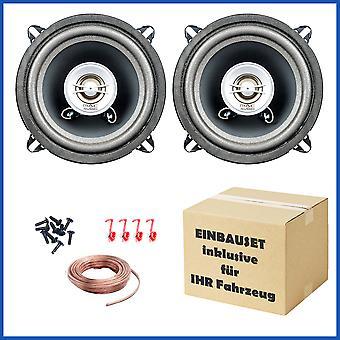 Lautsprecher Einbauset passend für Romeo 33, 75, Alfasud, Alfasud Sprint, Tür vorne