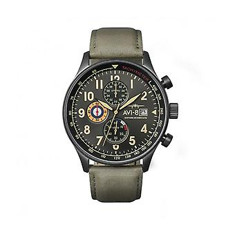 AVI-8 - Wristwatch - Men - Hawker Hurricane AV-4011 - AV-4011-0E - Vert