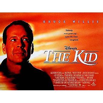 The Kid Original Cinema Poster