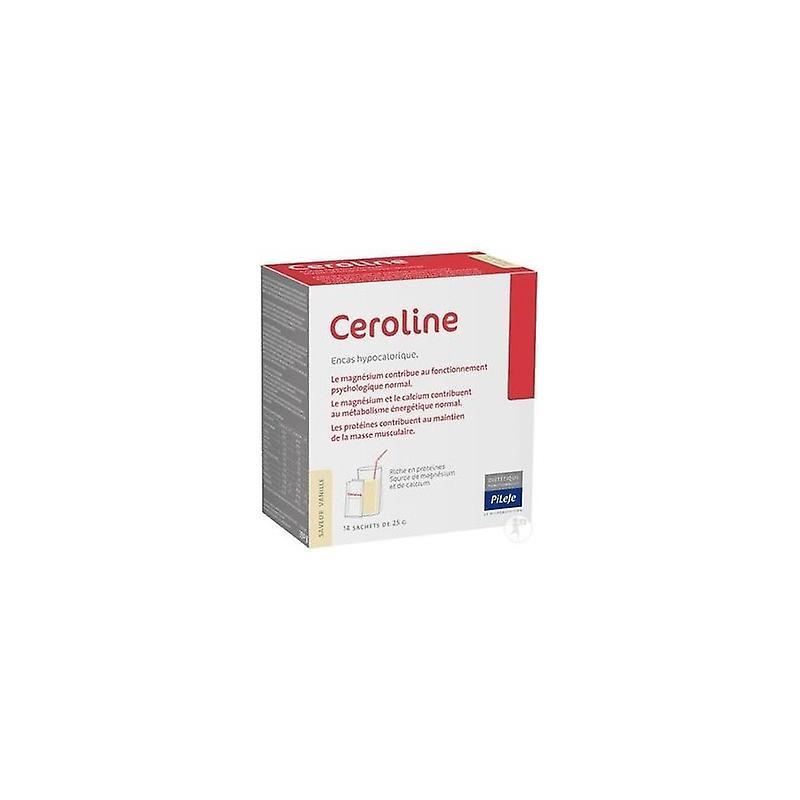 Pileje Ceroline Vanilla Flavor 14 Envelopes