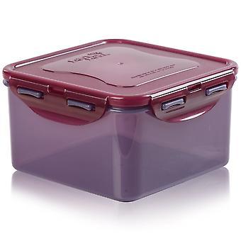 Lock & Lock Eco 1,2 liter vierkante doos met deksel