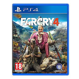 Far Cry 4 PS4 Game (English/Arabic Box)