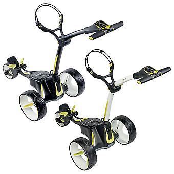 Motocaddy M3 Pro mit 18 Loch Lithium Batterie Elektro Golf Trolley
