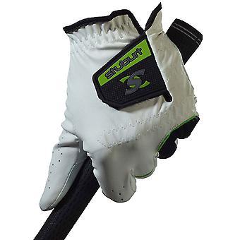 Stuburt Mens Urban All Weather Leather Golf Gloves MLH Stretch Comfort