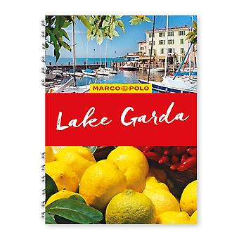 Lake Garda Marco Polo Travel Guide  with pull out map