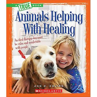 Animals Helping with Healing par Ann O Squire