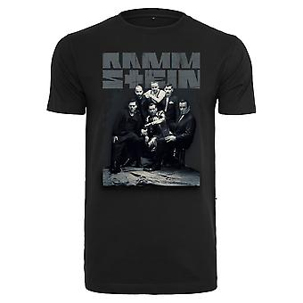 Rammstein Men's T-Shirt Band Photo