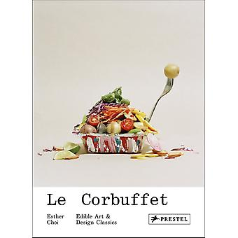 Le Corbuffet Edible Art and Design Classics by Esther Choi