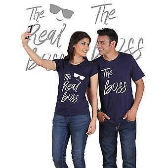 Die eigentliche boss paar T-shirts