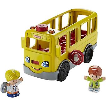 Fisher Price, Little People Sit With Me - Skolbuss